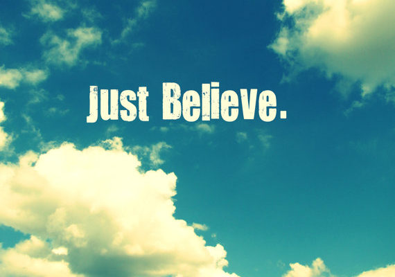 Simply Believe Jesus